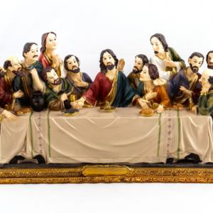 Laatste Avondmaal beeld 44,5 cm te koop