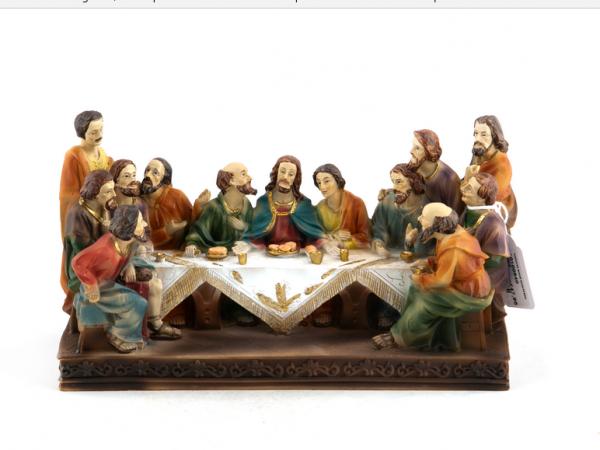 Laatste Avondmaal beeld 23 cm The last supper kopen online webshop