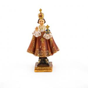 Kindje Jezus van Praag beeld, 10 cm online webshop