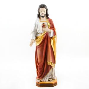 Heilig Hart Jezus beeld 30 cm te koop