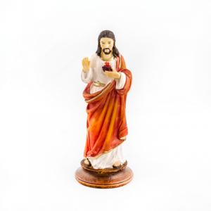 Heilig Hart Jezus beeld 15 cm te koop