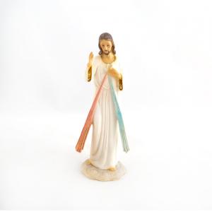 Barmhartige Jezus beeld 20,5 cm kopen