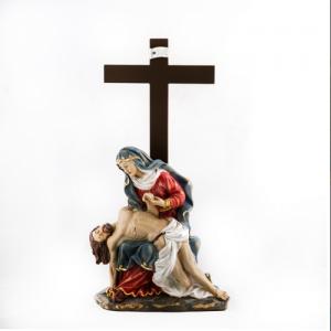 Hlg. Pieta (Moeder Maria met Jezus) beeld 50 cm Te koop