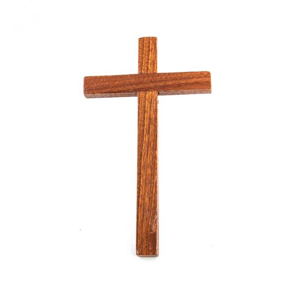 Houten Muurkruis zonder Corpus 15 cm kopen online