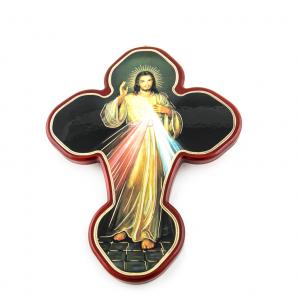 Icoonkruis Barmhartige Jezus 27/20 cm bestellen online