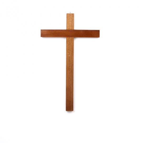 Houten Muurkruis zonder Corpus 42 cm kopen online