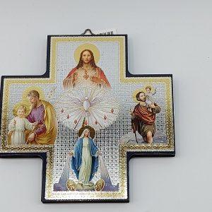 Icoonkruis Jezus Heilig hart online kopen