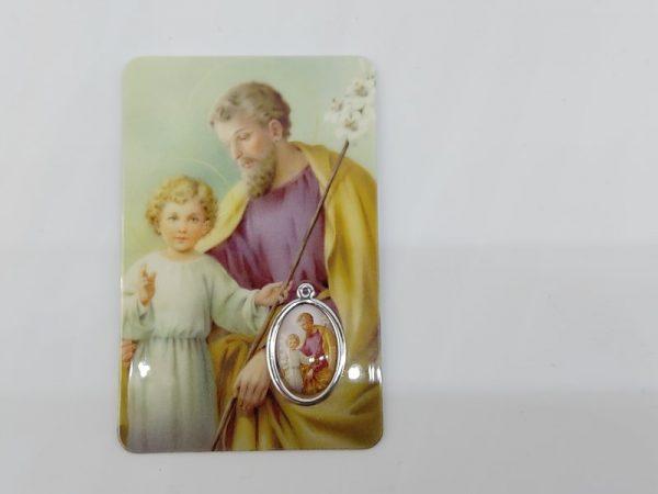 Bidprentje Heilige Jozef met gebed online kopen