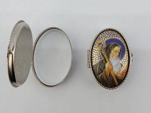 Rozenkransdoosje Heilige Benedictus kopen online