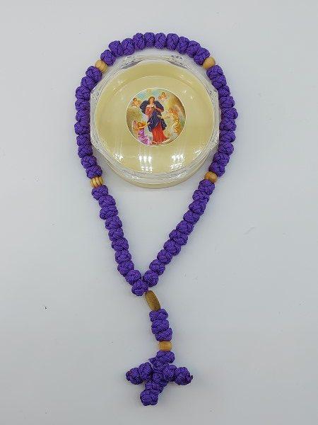 Rozenkrans van Maria die de knopen ontwart kopen online