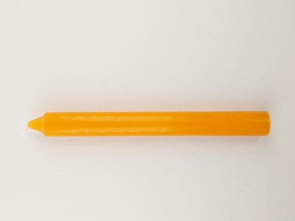 Doorgekleurde kaars botanica online kopen Oranje
